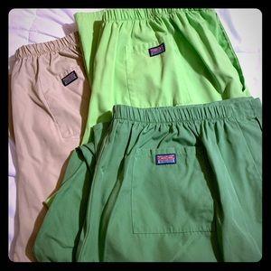 Cherokee 3XL Scrub Pants 🧫🔬🧪